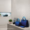 Baldosa de interior / de pared / de gres porcelánico / con motivos geométricos 3D WALL DESIGN 2017: STARS Atlas Concorde