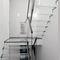 escalera recta / en U / con peldaños de vidrio / estructura de vidrioLAMINATION STRENGTHCantifix
