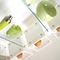 Sistema de repisas suspendido / moderno / de vidrio / para comercio Shopkit