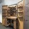 vinoteca empotrable / de madera / a medida