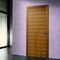puerta de interior / de vaivén / de madera / a rasARIAIMPRONTA