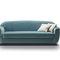sofá cama / moderno / de tejido / con funda extraíble