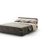 sofá cama / moderno / de algodón / 2 plazas