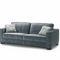 sofá cama / Art Deco / de tejido / 2 plazas