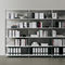 biblioteca modular / mural / moderna / para el sector servicios
