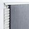 perfil de acabado de aluminio / para ángulo exterior / para baldosas