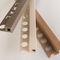 perfil de separación de PVC / para baldosas