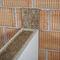 aislante termoacústico / de lana de roca / de pared / para techado