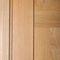 puerta de interior / abatible / corredera / de roble