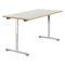 mesa de trabajo moderna / de madera / de HPL / de acero