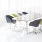 Mesa de conferencia moderna / de madera / de acero / rectangular 4520 GRAND by Eduard Euwens BRUNE Sitzmöbel GmbH
