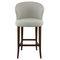 silla de bar clásica / de tejido / para el sector servicios