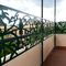bloque de celosía de aluminio / de jardín / para terraza / a medida