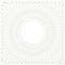 Cubrealcorques de hormigón / cuadrado / alta resistencia (BFUP) SOLAR SQUARE BELLITALIA