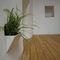 maceta de jardín de fibrocemento / de pared / otras formas