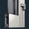 Perfil para puerta de aluminio M15000 ALUMIL S.A.