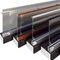 Sistema de fijación aluminio / para paneles SMARTIA M8200  ALUMIL S.A.