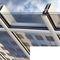 Muro cortina de vidrio estructural / de aluminio y vidrio SMARTIA M6  ALUMIL S.A.