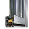 Perfil de ventana de aluminio / con aislamiento térmico SUPREME S77 & S77 PHOS ALUMIL S.A.