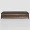 Cama simple / estándar / moderna / de madera maciza GUEST by Hertel & Klarhoefer ZEITRAUM