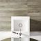 mueble de lavabo suspendido / de Corian® / moderno
