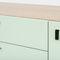 Aparador moderno / de madera lacada / de MDF lacado / de madera maciza SATELLITE  Quodes