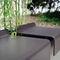 Jardinera de acero / de acero inoxidable / de acero galvanizado / de acero termolacado SQUARE ATECH