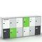 taquilla de vestuario de metal / con código / para almacenamiento800 SERIESKI Europe