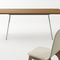 silla de diseño escandinavo / tapizada / ergonómica / de tejido