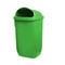 Cubo de basura público / de acero / de plástico / moderno VERONA ADVANCED CERVIC ENVIRONMENT