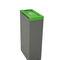 Cubo de basura público / de metal / de reciclaje / moderno NICE CERVIC ENVIRONMENT