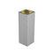 Cubo de basura público / de acero galvanizado / de reciclaje / moderno ALICANTE CERVIC ENVIRONMENT