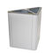 Cubo de basura público / de metal / de reciclaje / moderno DUBLIN CERVIC ENVIRONMENT