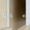 sistema de fijación de copolímero / para paneles / para interior