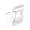 sistema de fijación de copolímero / para mueble / para exterior / para interior