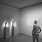 iluminación sobre riel LED / redonda / de aluminio fundido / para museo