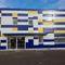 Revestimiento de fachada de metal / liso / en láminas JI PONANT B500 Joris Ide