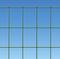 valla de jardín / enrejada / de acero galvanizado