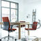 Sillón de oficina moderno / de tejido / con ruedas / con patas en forma de estrella NEOS by Wiege Wilkhahn