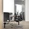 Sillón de oficina moderno / de tejido / de cuero / con ruedas MODUS MEDIUM by K.Franck, W.Sauer, Wiege,F.Frenkler,J.K Wilkhahn
