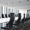 Mesa de conferencia moderna / de material laminado / rectangular / ovalada LOGON by Andreas Störiko Wilkhahn