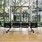 Mesa de reuniones moderna / de madera / rectangular / plegable CONFAIR by Andreas Störiko Wilkhahn