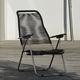 sillón moderno / de aluminio / de cuerda / de jardín