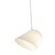lámpara suspendida / moderna / de fibra acrílica / de interior
