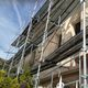andamio de acero galvanizado / de aluminio / de grand altura