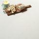 encimera de piedra natural / de cuarzo / para el sector servicios / para cocina