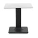 mesa moderna / de aluminio / de HPL / de cerámica