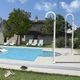 ducha par jardín para piscina / de PE