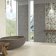 baldosa de interior / de pared / de gres porcelánico / de cerámica