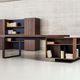 escritorio de director / de madera / moderno / para uso profesional